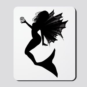 Diamond Mermaid Mousepad