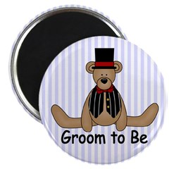 Groom to Be Wedding Magnet
