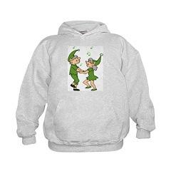 Dancing Elves Hoodie