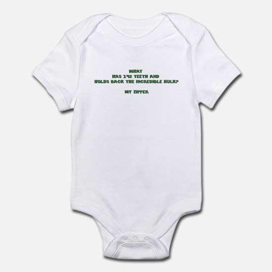 Hulk Infant Bodysuit