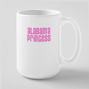 Alabama Princess Large Mug