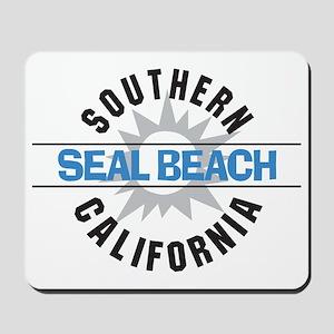 Seal Beach California Mousepad