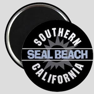 Seal Beach California Magnet