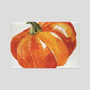 Watercolor Pumpkins Magnets