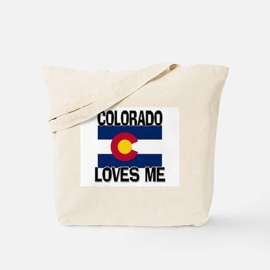 Colorado Loves Me Tote Bag