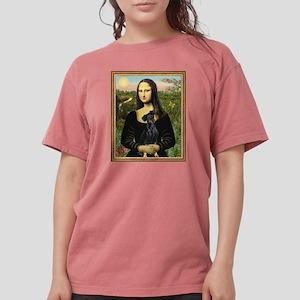 Mona Lisa (new) Min. Pinscher T-Shirt