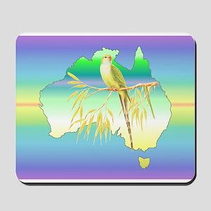 AC Parrots Mousepad