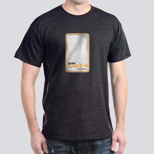 """Tuned In"" Dark T-Shirt"
