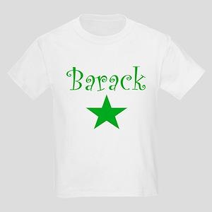 Barack Star! Kids Light T-Shirt