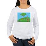 On the Hill Women's Long Sleeve T-Shirt