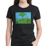 On the Hill Women's Dark T-Shirt