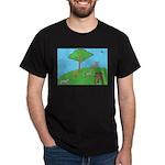 On the Hill Dark T-Shirt