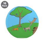 """On the Hill 3.5"""" Button (10 pack)"""