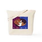 cat-ball Tote Bag