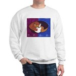 cat-ball Sweatshirt