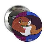 """cat-ball 2.25"""" Button (10 pack)"""