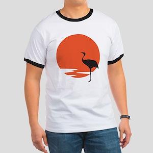 Crane bird Ringer T