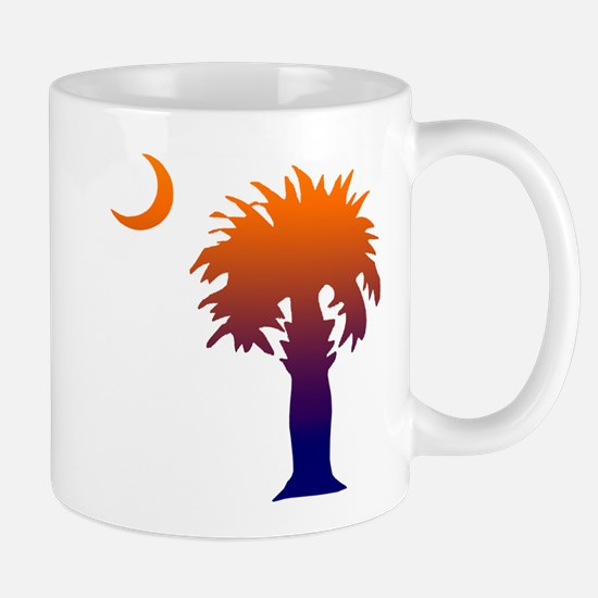 SC Palmetto Sunrise Mug