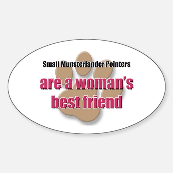 Small Munsterlander Pointers woman's best friend S