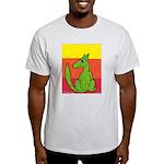 green-dog flirt Light T-Shirt
