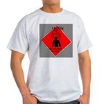 Inflammable Temper Light T-Shirt