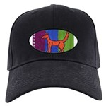 orange dog heel Black Cap