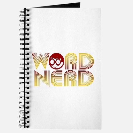 Word Nerd Journal