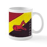 stay dog stay Mug