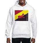 stay dog stay Hooded Sweatshirt