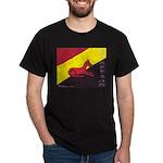 stay dog stay Dark T-Shirt