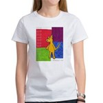 Walk the Yellow Dog Women's T-Shirt