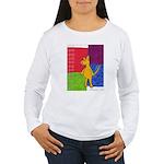 Walk the Yellow Dog Women's Long Sleeve T-Shirt