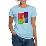 Walk the Yellow Dog Women's Light T-Shirt
