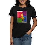 Walk the Yellow Dog Women's Dark T-Shirt
