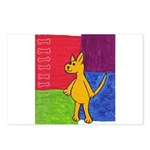 Walk the Yellow Dog Postcards (Package of 8)