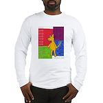 Walk the Yellow Dog Long Sleeve T-Shirt
