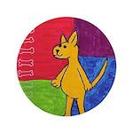 "Walk the Yellow Dog 3.5"" Button"