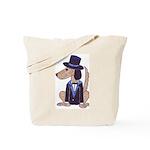 dog Groom Tote Bag