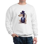 dog Groom Sweatshirt