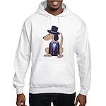 dog Groom Hooded Sweatshirt