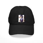 dog Groom Black Cap
