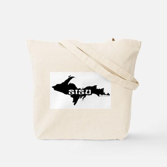 Sisu skull and crossbones Tote Bag