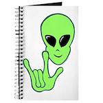 ILY Alien Journal