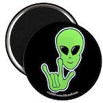 ILY Alien Magnet