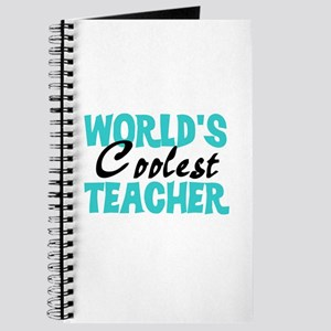 World's Coolest Teacher Journal