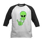 ILY Alien Kids Baseball Jersey