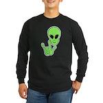 ILY Alien Long Sleeve Dark T-Shirt