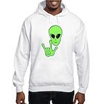ILY Alien Hooded Sweatshirt