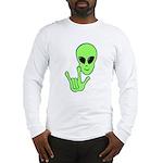 ILY Alien Long Sleeve T-Shirt