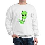 ILY Alien Sweatshirt